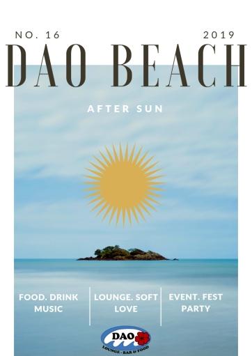 DAo beach